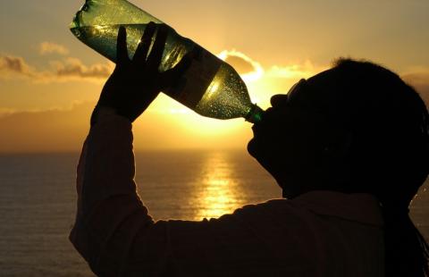 Dbejte na příjem dostatku tekutin